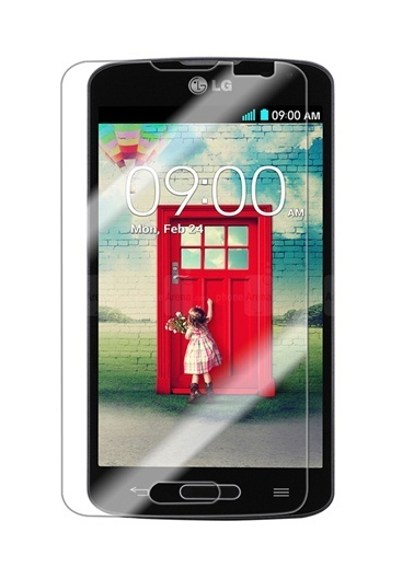 L80  Tempered Glass Çizilmez Cam Ekran Koruyucu -Screen Guard